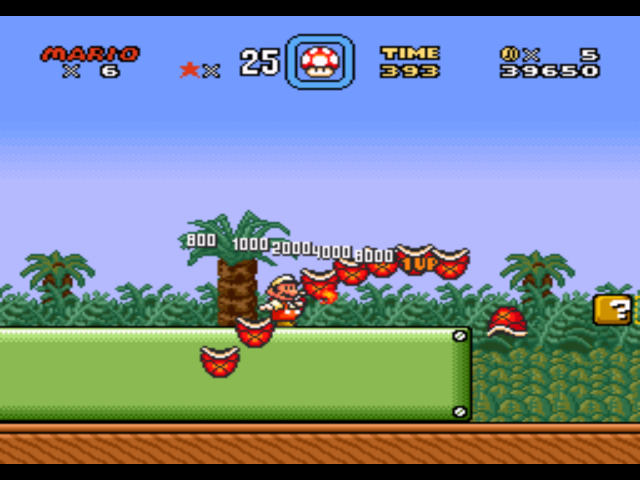 Super Mario World (USA) [Graphic Hack by Pac v1 21] (All